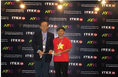 Cuộc thi - Triển lãm sáng tạo trẻ Châu Á tại Malaysia