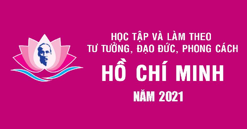 Kế hoạch Học tập và làm theo tấm gương, đạo đức, phong cách Hồ Chí Minh